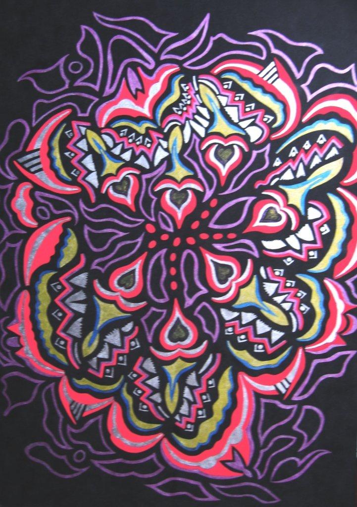 2008-flower   (29x35)