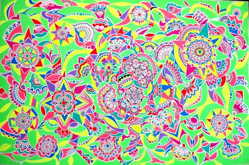 2009-star-snowflake  (60x40)