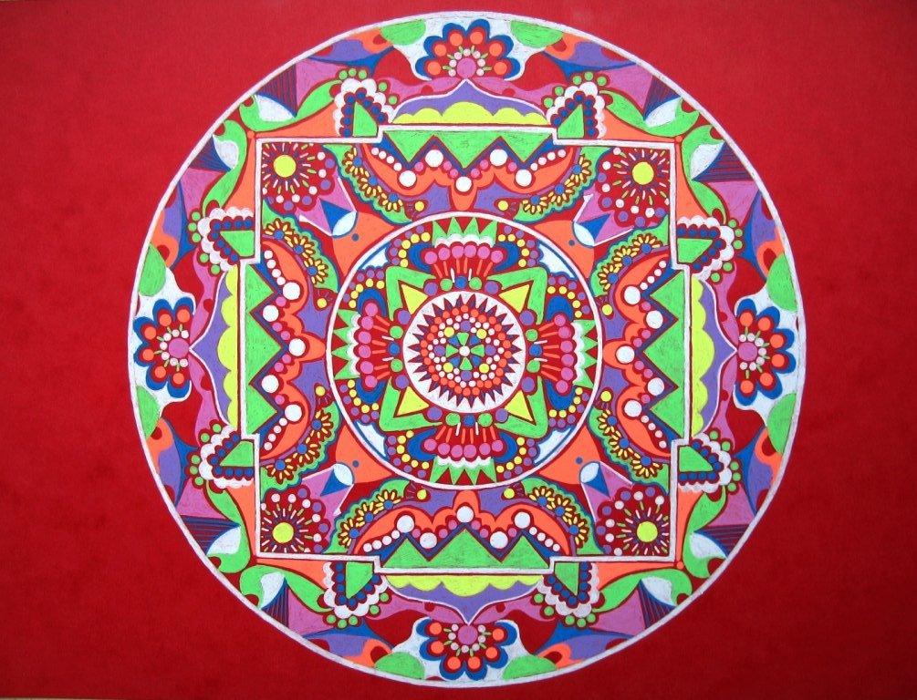 2012- mandala (21x29)