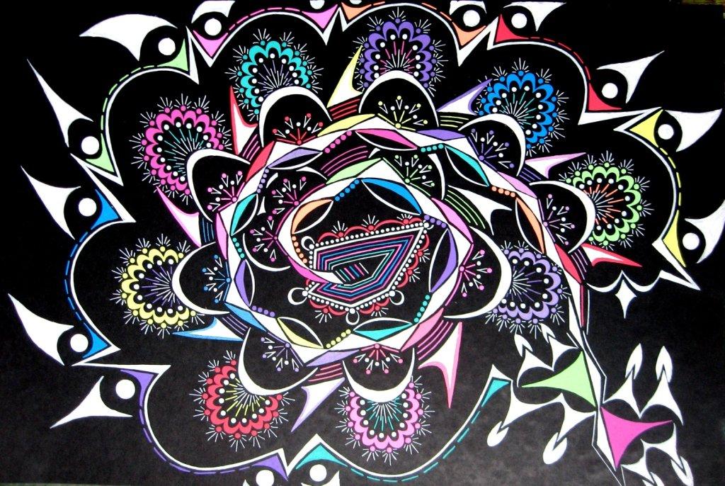 2012g -Spiral  (50x35)